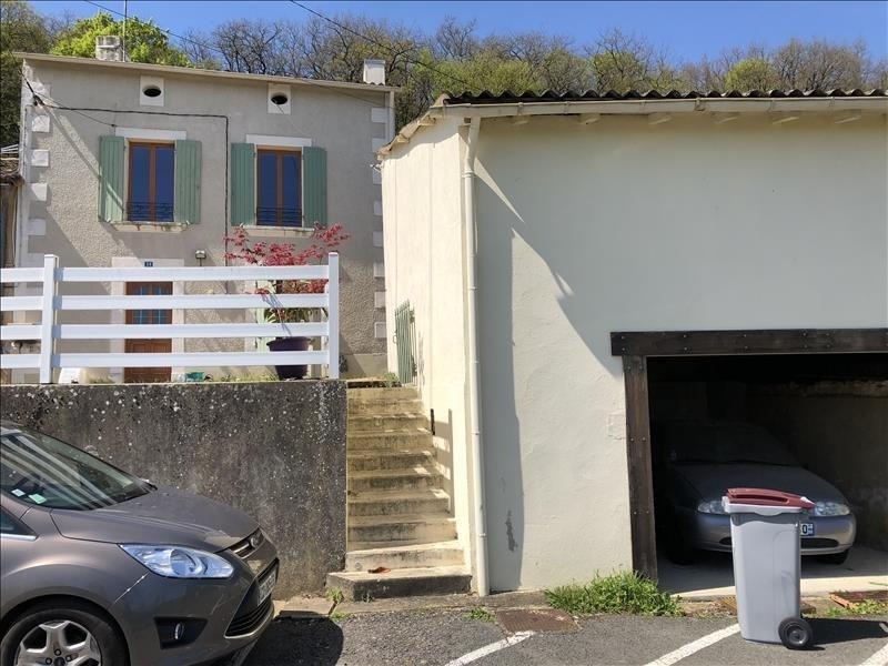 Vente maison / villa Iteuil 118000€ - Photo 1