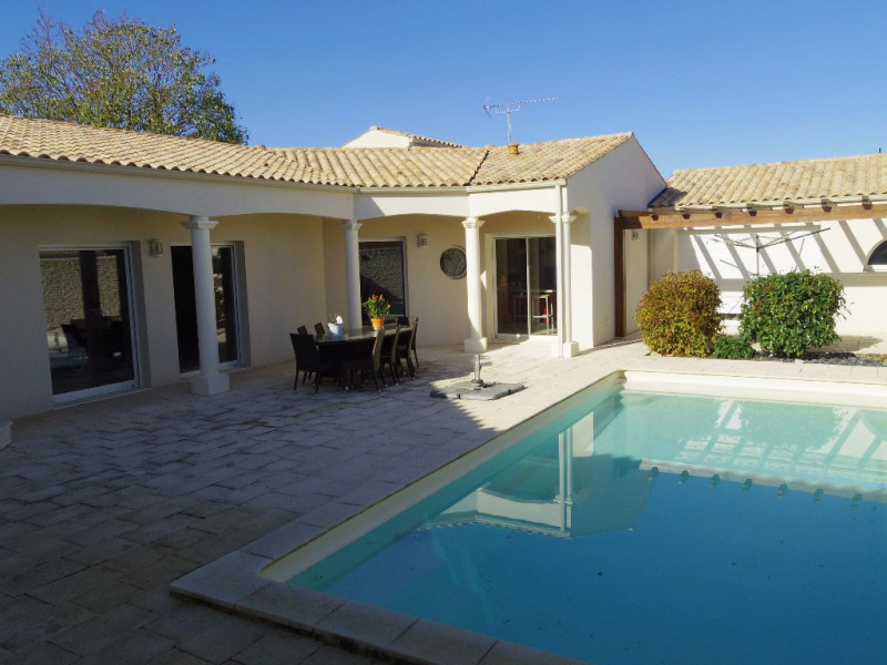 Vente de prestige maison / villa Saint xandre 590000€ - Photo 1