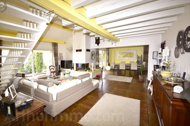 Sale house / villa Bellegarde poussieu 368000€ - Picture 1