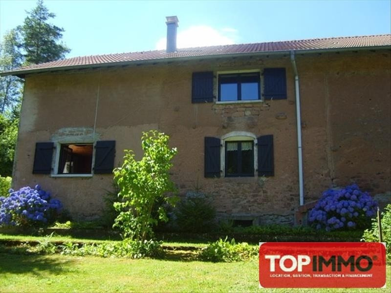 Vente maison / villa Taintrux 169 000€ - Photo 3
