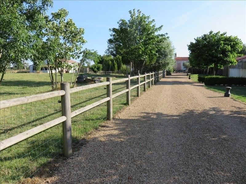 Vente maison / villa Chateau d olonne 470250€ - Photo 2