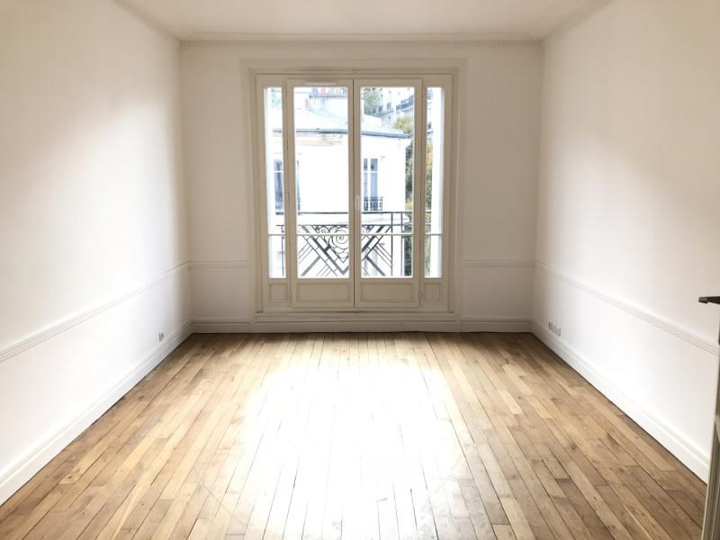 Rental apartment Paris 18ème 1652€ CC - Picture 1