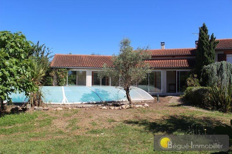 Vente maison / villa Pibrac 549000€ - Photo 1