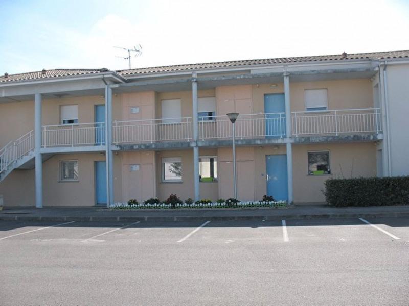 Investment property apartment Etaules 99500€ - Picture 1