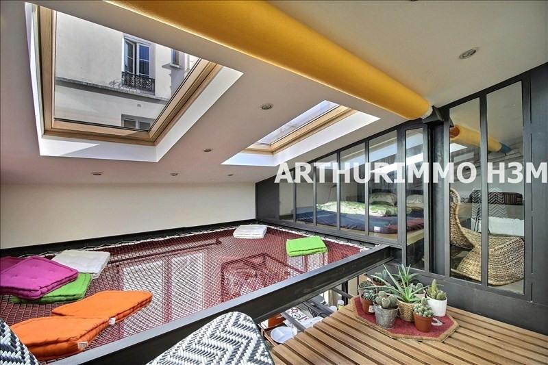 Vente appartement Paris 11ème 845000€ - Photo 3