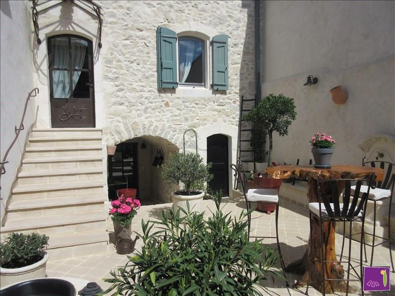 Vente maison / villa Uzes 304000€ - Photo 2