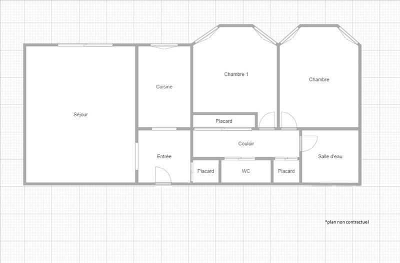 Sale apartment Suresnes 478500€ - Picture 2