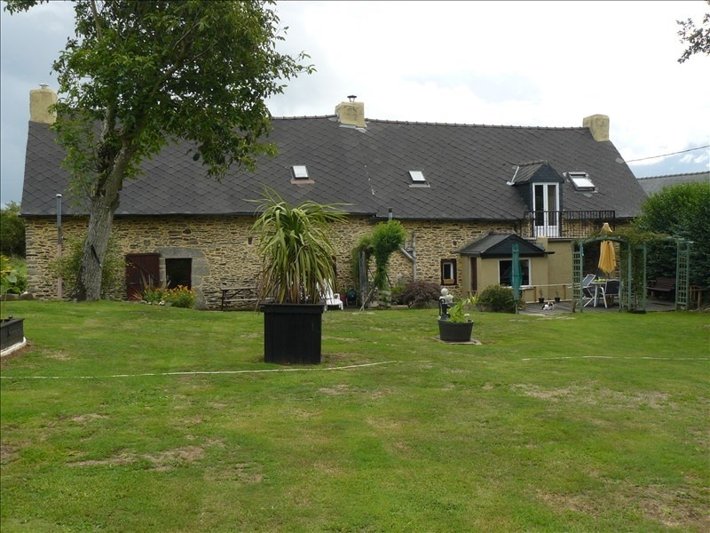 Sale house / villa Guegon 137800€ - Picture 2