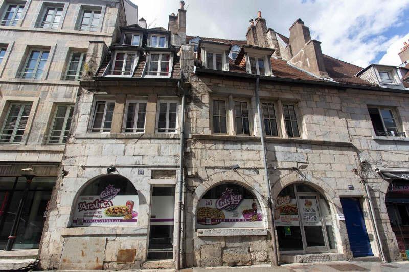 Sale building Besancon 240000€ - Picture 1
