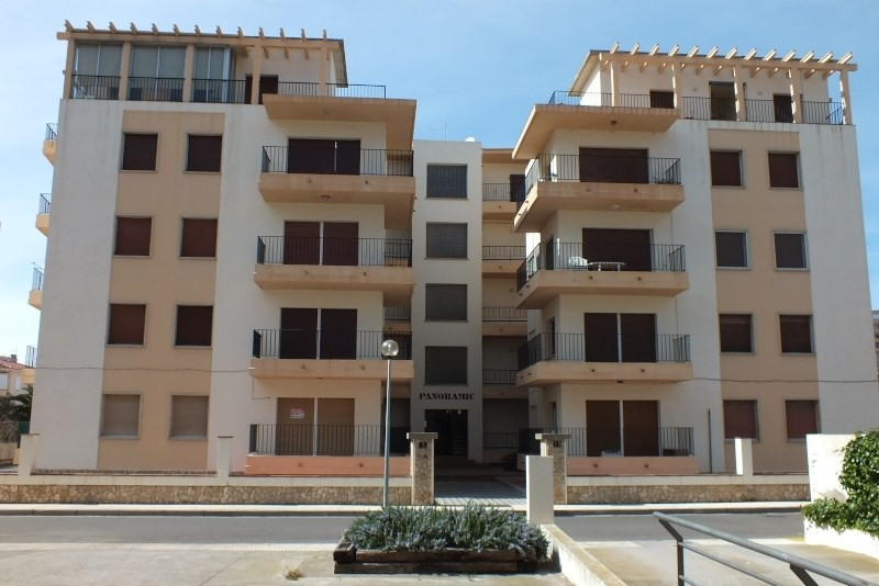 Location vacances appartement Roses santa-margarita 296€ - Photo 1