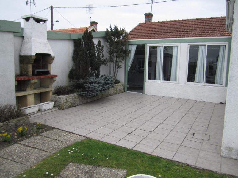 Vente maison / villa Barbezieux saint-hilaire 131 000€ - Photo 1