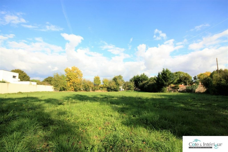 Vente terrain Grosbreuil 107 000€ - Photo 1