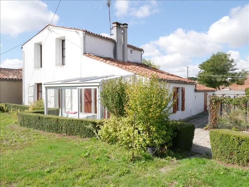 Sale house / villa Cire d aunis 142000€ - Picture 1