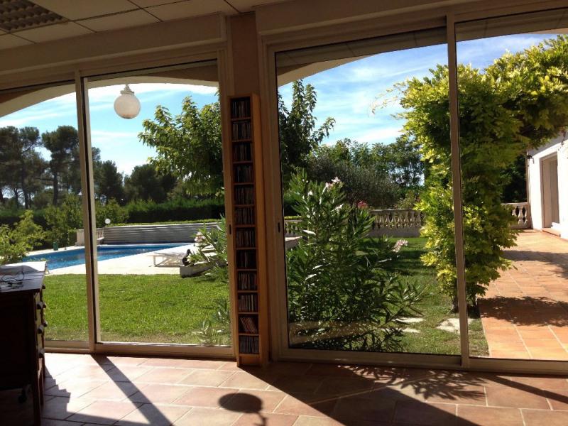 Venta de prestigio  casa Lambesc 997000€ - Fotografía 6