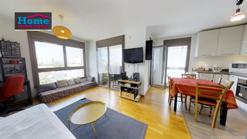 Vente appartement Nanterre 420 000€ - Photo 2