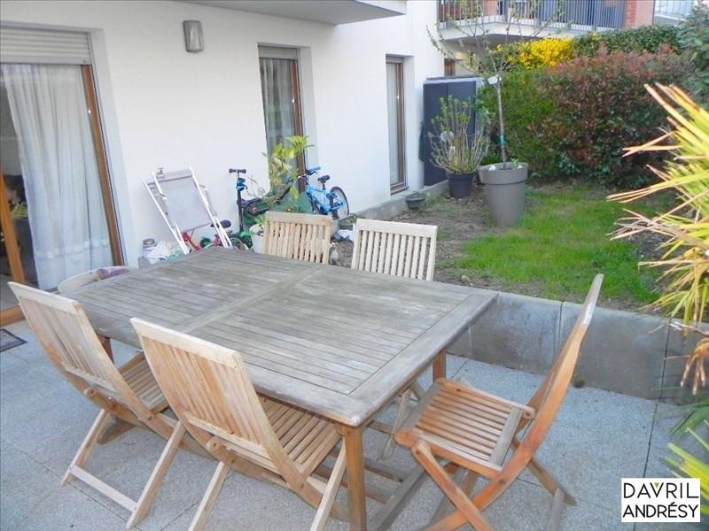Revenda apartamento Carrieres sous poissy 255000€ - Fotografia 1