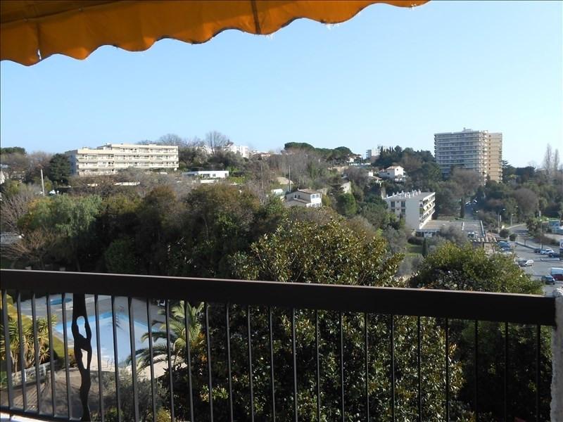 Vente appartement Antibes 365700€ - Photo 2