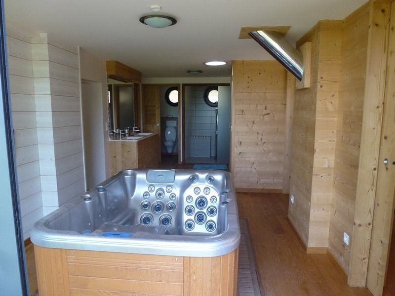Vente de prestige maison / villa Chateauneuf de galaure 590000€ - Photo 5