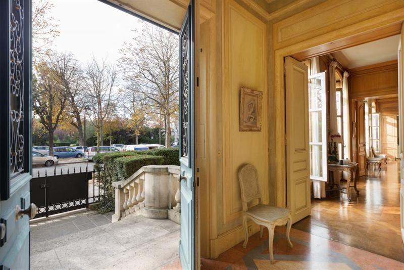 Verkoop van prestige  appartement Paris 8ème 12500000€ - Foto 1