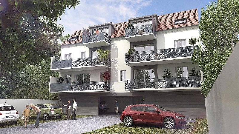 Sale apartment Savigny sur orge 135 000€ - Picture 1