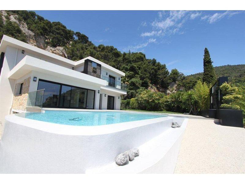 Vente de prestige maison / villa Villefranche sur mer 3980000€ - Photo 1
