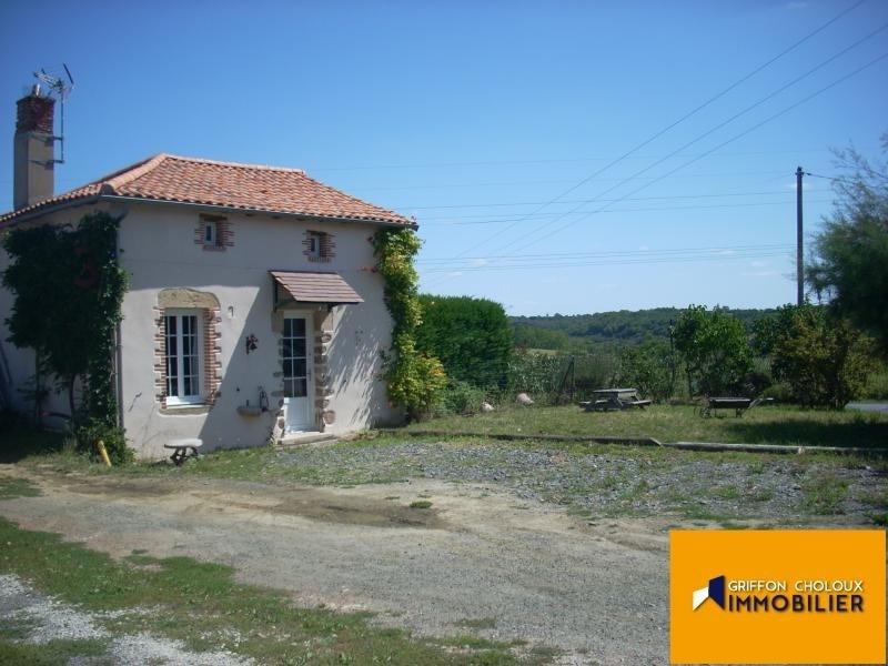 Vente maison / villa St crespin sur moine 126900€ - Photo 1