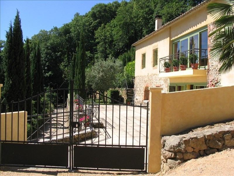 Immobile residenziali di prestigio casa Condrieu 630000€ - Fotografia 5