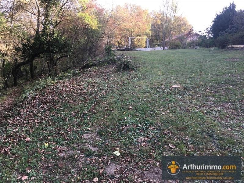 Vente terrain Passins 75000€ - Photo 1