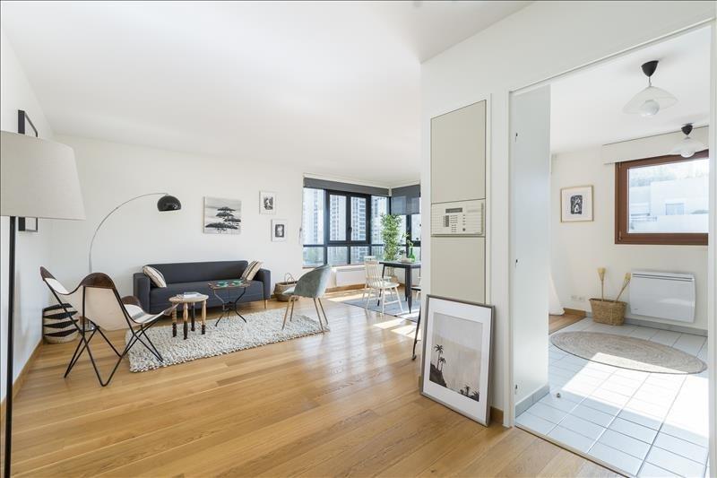 Vente appartement Issy les moulineaux 530000€ - Photo 1