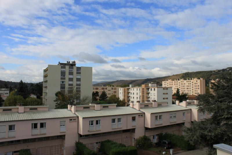 Sale apartment Vienne 116 000€ - Picture 1