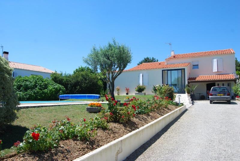 Venta  casa Nieul sur mer 439000€ - Fotografía 1