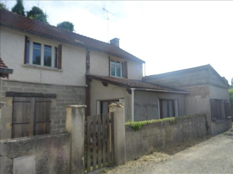 Venta  casa Ivry la bataille 138000€ - Fotografía 1
