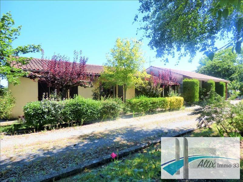 Produit d'investissement maison / villa St loubes 262000€ - Photo 2