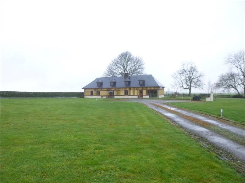 Vendita casa Hericourt en caux 367500€ - Fotografia 3