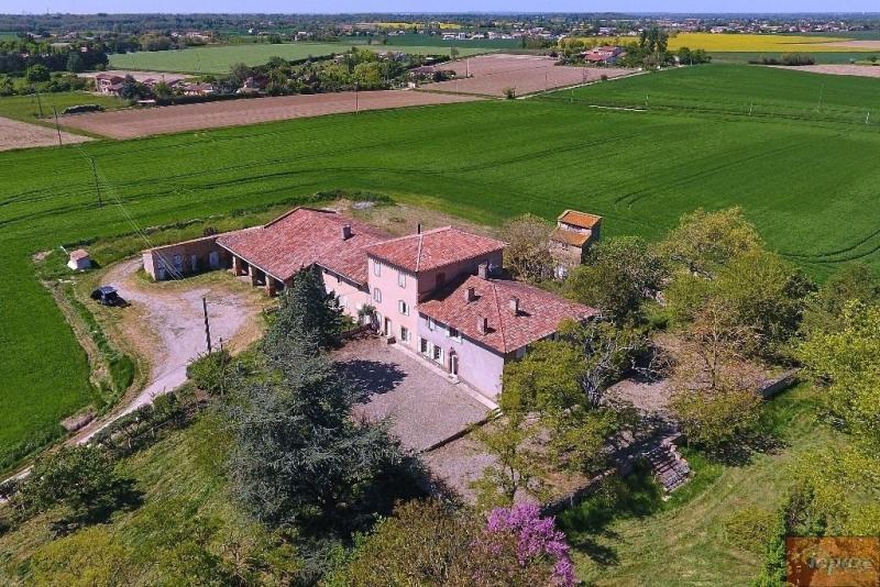 Deluxe sale house / villa Labarthe sur leze 550000€ - Picture 2