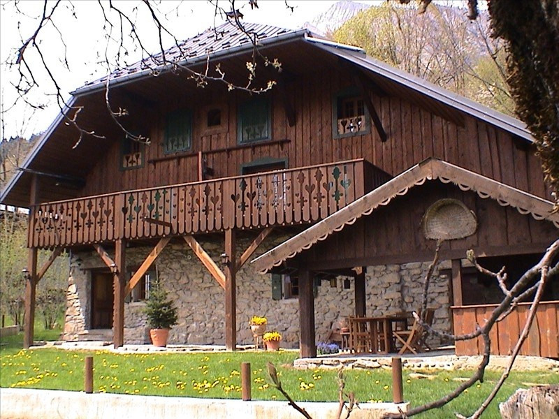 Revenda residencial de prestígio casa Albertville 449000€ - Fotografia 4