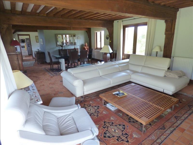Deluxe sale house / villa Gonneville sur mer 840000€ - Picture 5