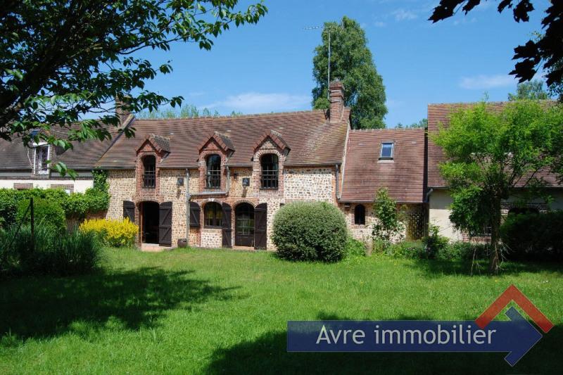 Vente maison / villa Verneuil d avre et d iton 168000€ - Photo 18