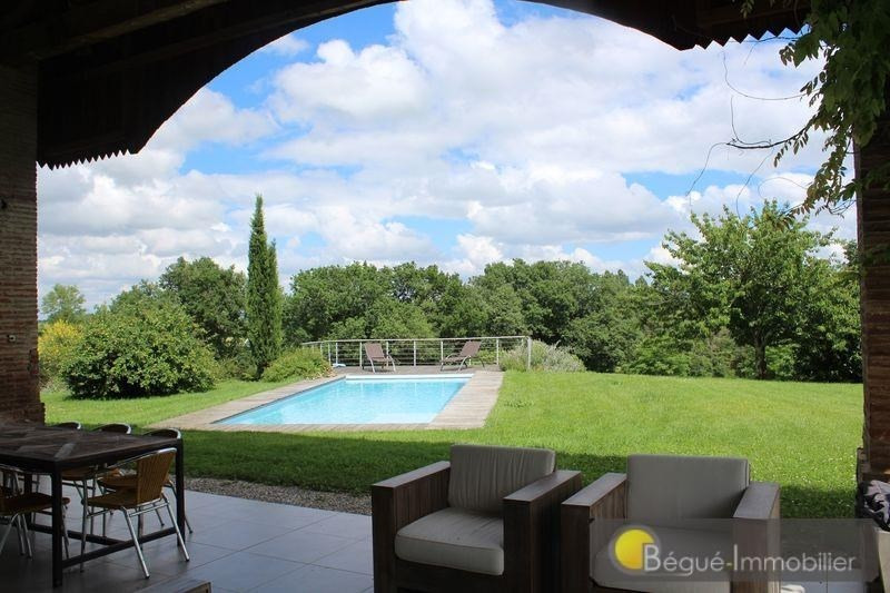 Vente de prestige maison / villa 15 mns pibrac 730000€ - Photo 4