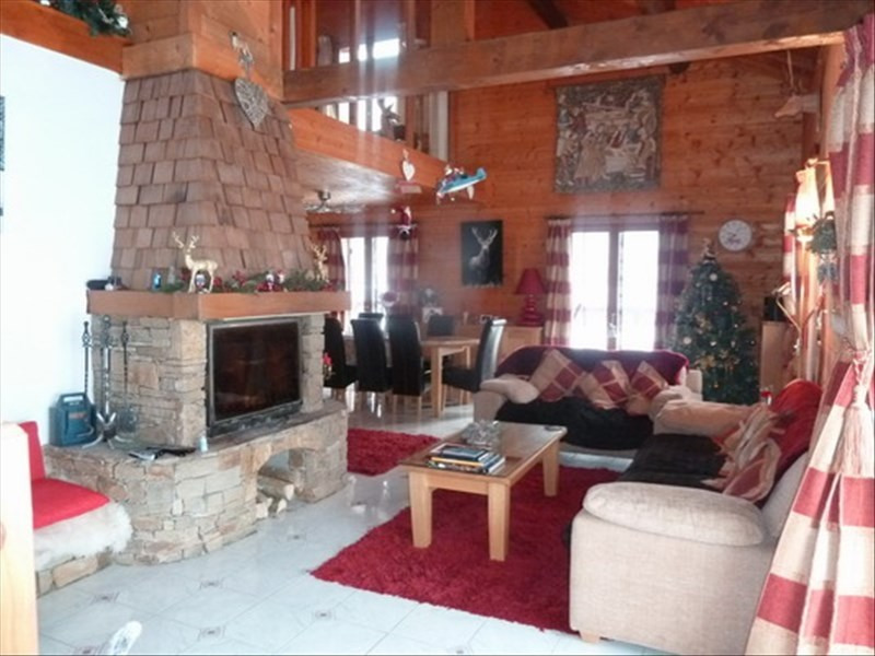 Immobile residenziali di prestigio casa La cote d arbroz 795000€ - Fotografia 2