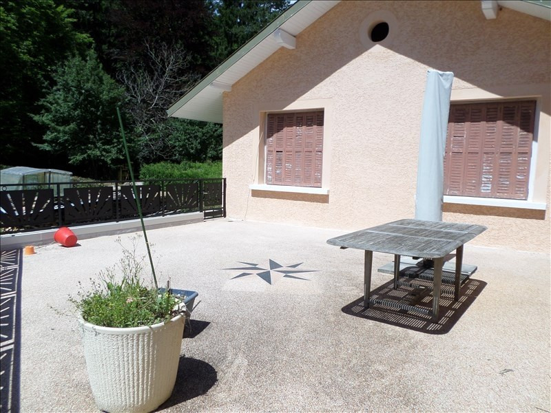 Vente maison / villa Thoirette 185 000€ - Photo 6