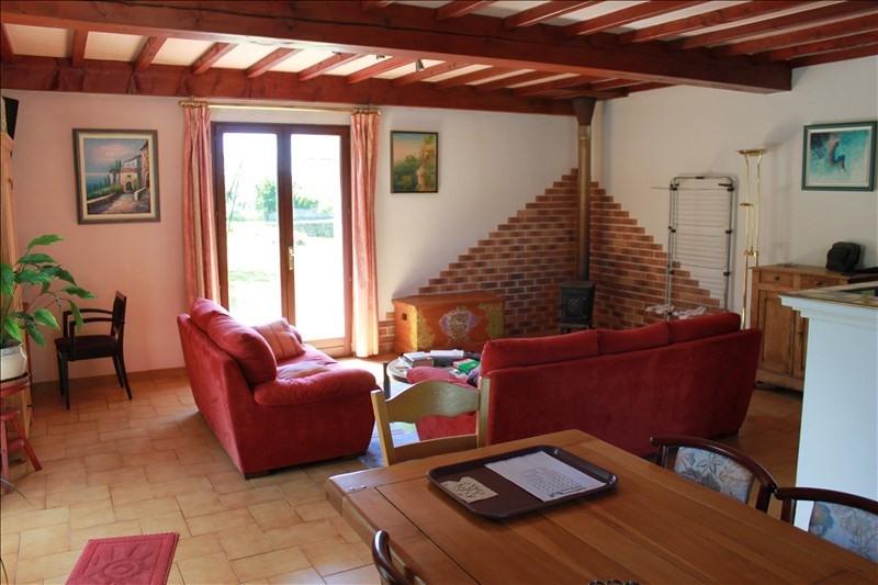 Sale house / villa Marcollin 210000€ - Picture 4
