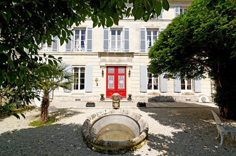 Hôtel particulier Saint jean d angely 7 pièces 292 Ids-Saint-Roch