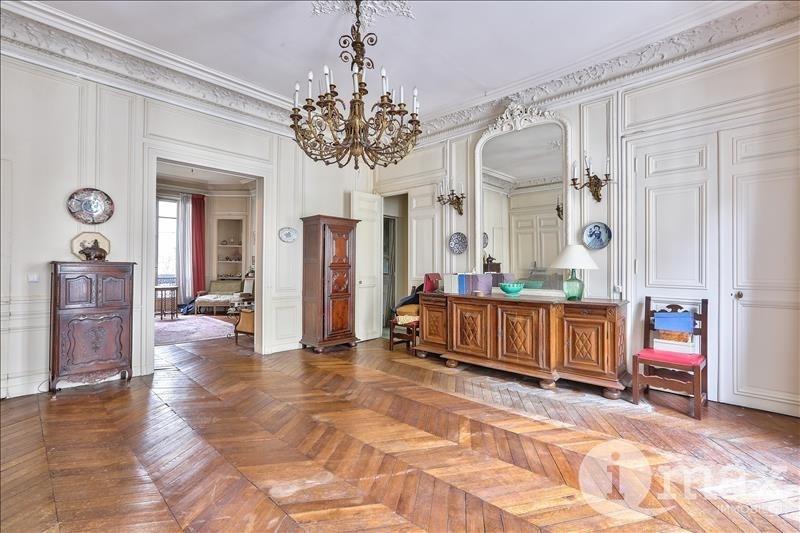 Deluxe sale apartment Paris 8ème 1450000€ - Picture 2