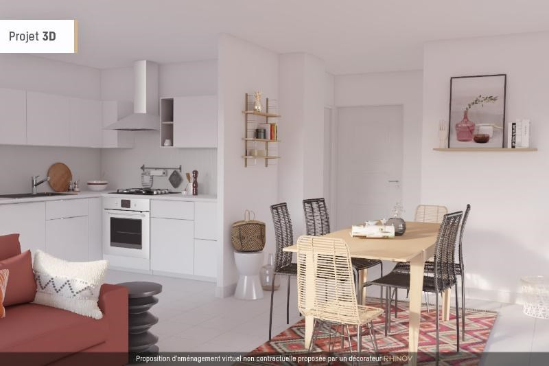 Location appartement Grenoble 990€ CC - Photo 1