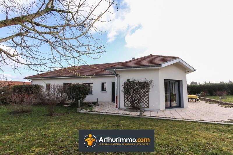 Vente maison / villa Morestel 323000€ - Photo 1