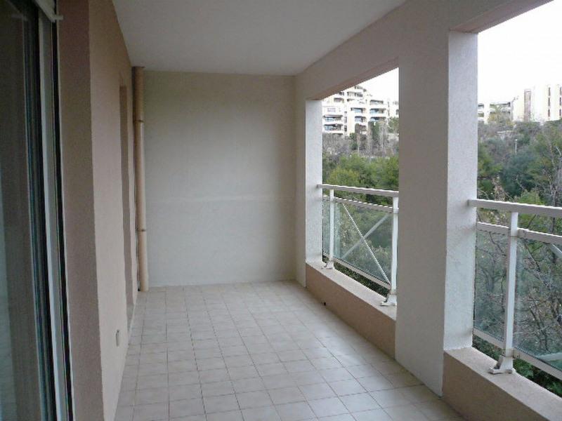 Rental apartment Nice 640€ CC - Picture 3