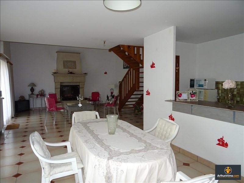 Sale house / villa Plerin 332800€ - Picture 4