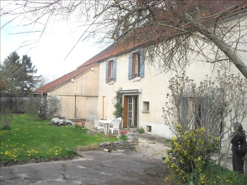 Rental house / villa Bazarnes 700€ CC - Picture 1