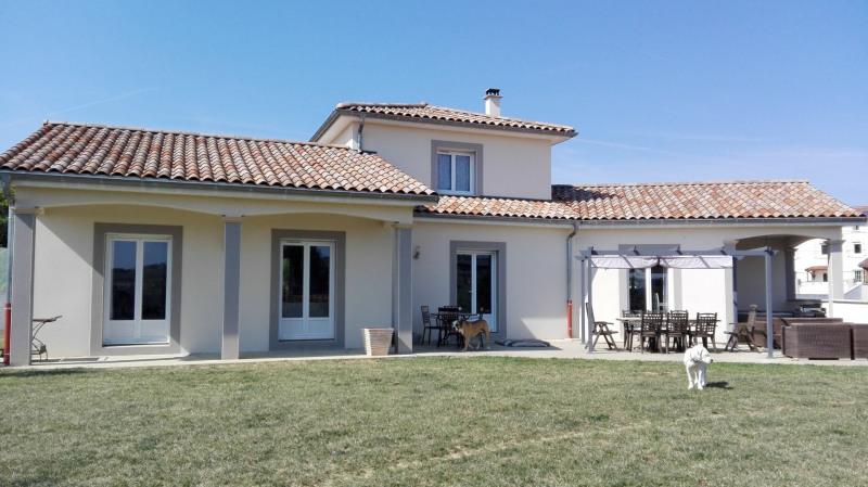 Vente maison / villa Chonas-l'amballan 424000€ - Photo 3
